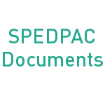 SPEDPAC documents